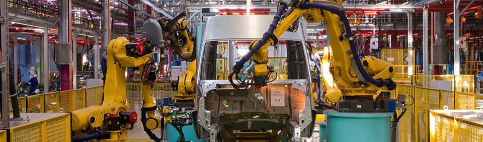 Autoproduktion IATF 16949:2016